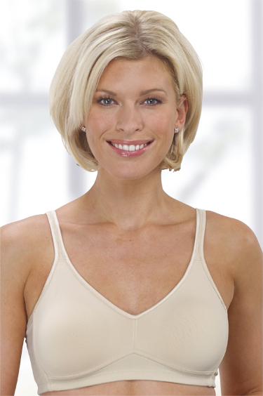 Beth Non-Padded Smooth T-Shirt Mastectomy Bra (7045) by Nicola Jane
