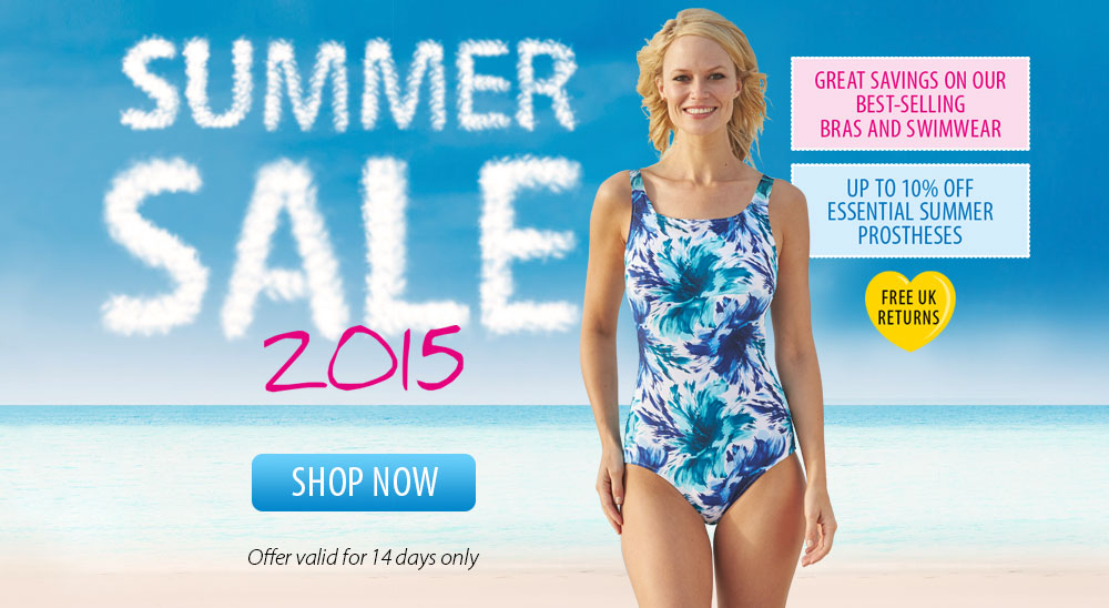 Nicola Jane Essential Summer Sale
