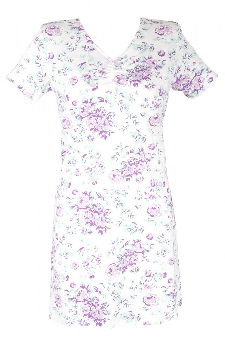 Isabella 95% Cotton Pocketed Nightdress