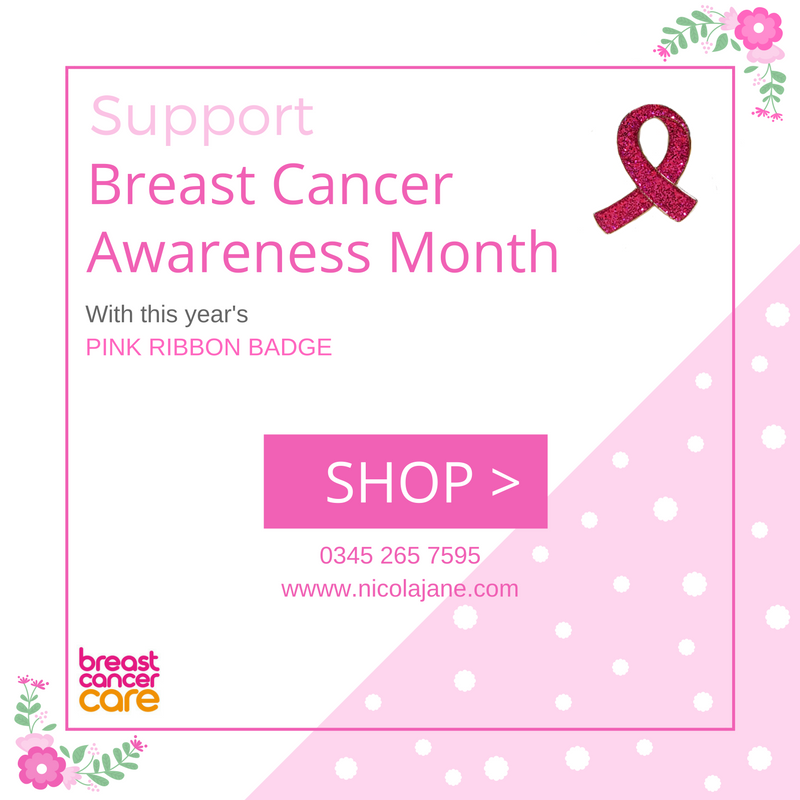Support Breast Cancer Awareness Month
