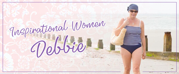 Nicola Jane Inspirational Woman 2017 - Debbie