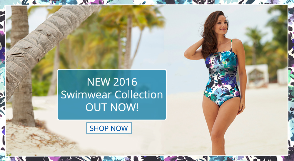 New 2016 Swimwear Range!