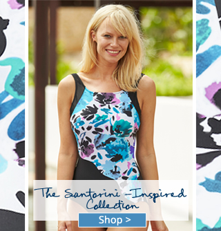 Shop! Our Santorini-Inspired range