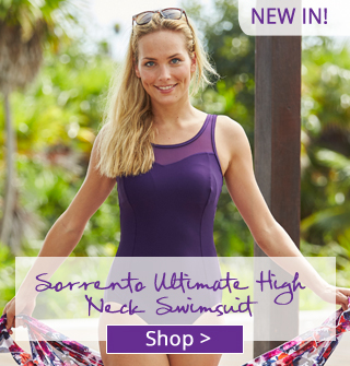 Sorrento Ultimate High Neck Swimsuit