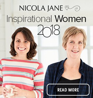 Nicola Jane Inspirational Women 2017