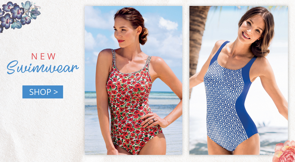 New Arrivals! New Swimwear For 2016!
