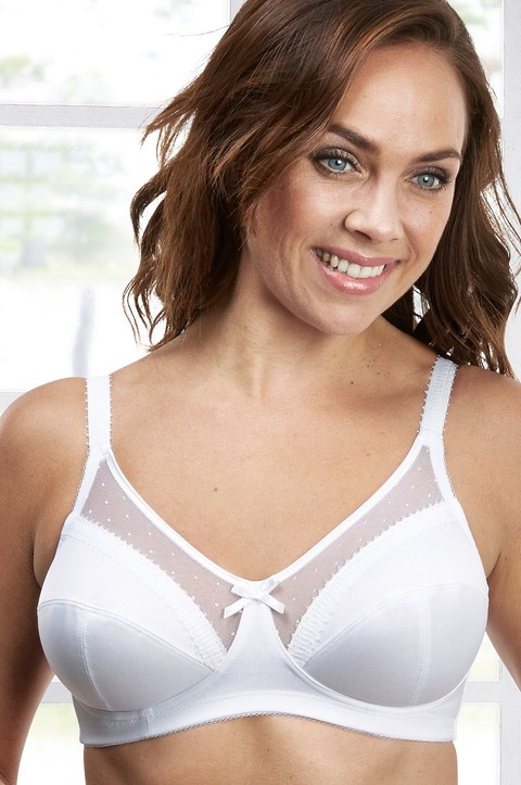 Full Support Bra  by Royce (821p)