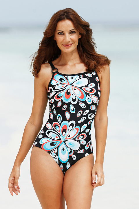 Tummy Control Mastectomy Swimwear
