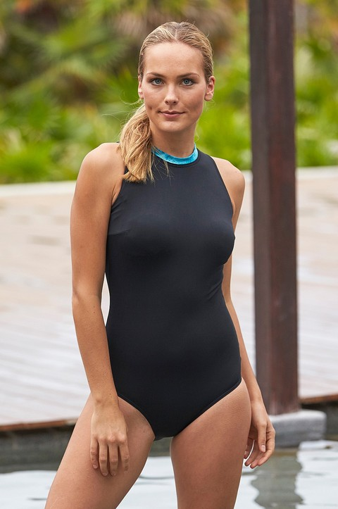 Mirissa Bay Full Coverage Swimsuit  by Nicola  (9293)