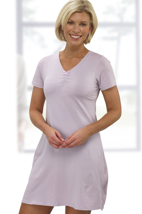 Isabella 95% Cotton Nightdress by Nicola Jane (ND03)