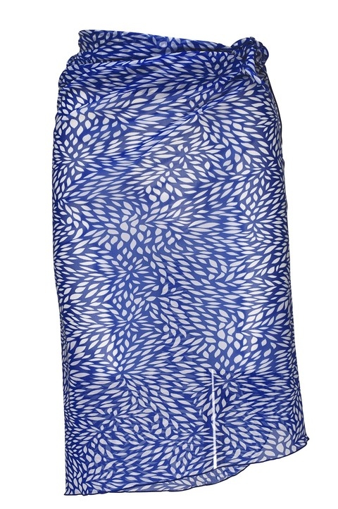 Seychelles Matching Sarong  By Nicola Jane (S712)