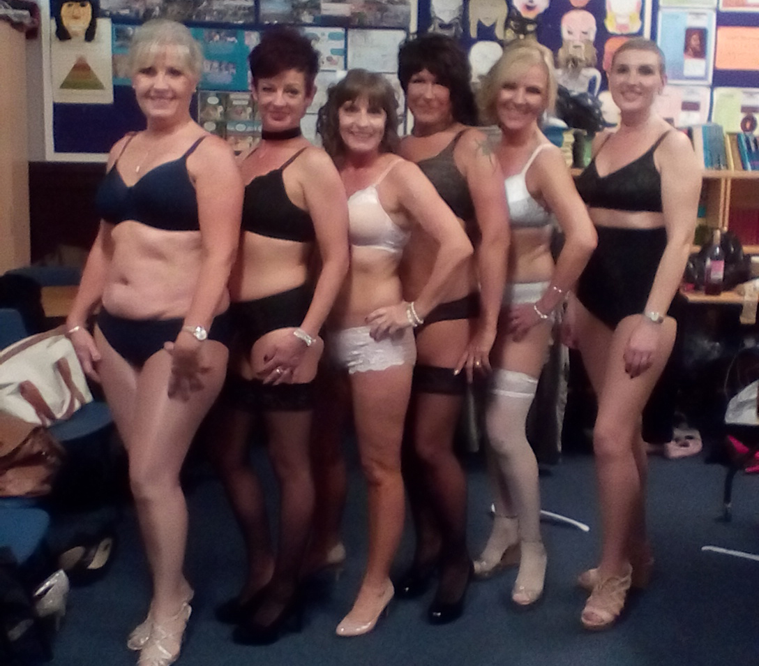 Bosom Friends Bradford Support Group Annual Fashion Show