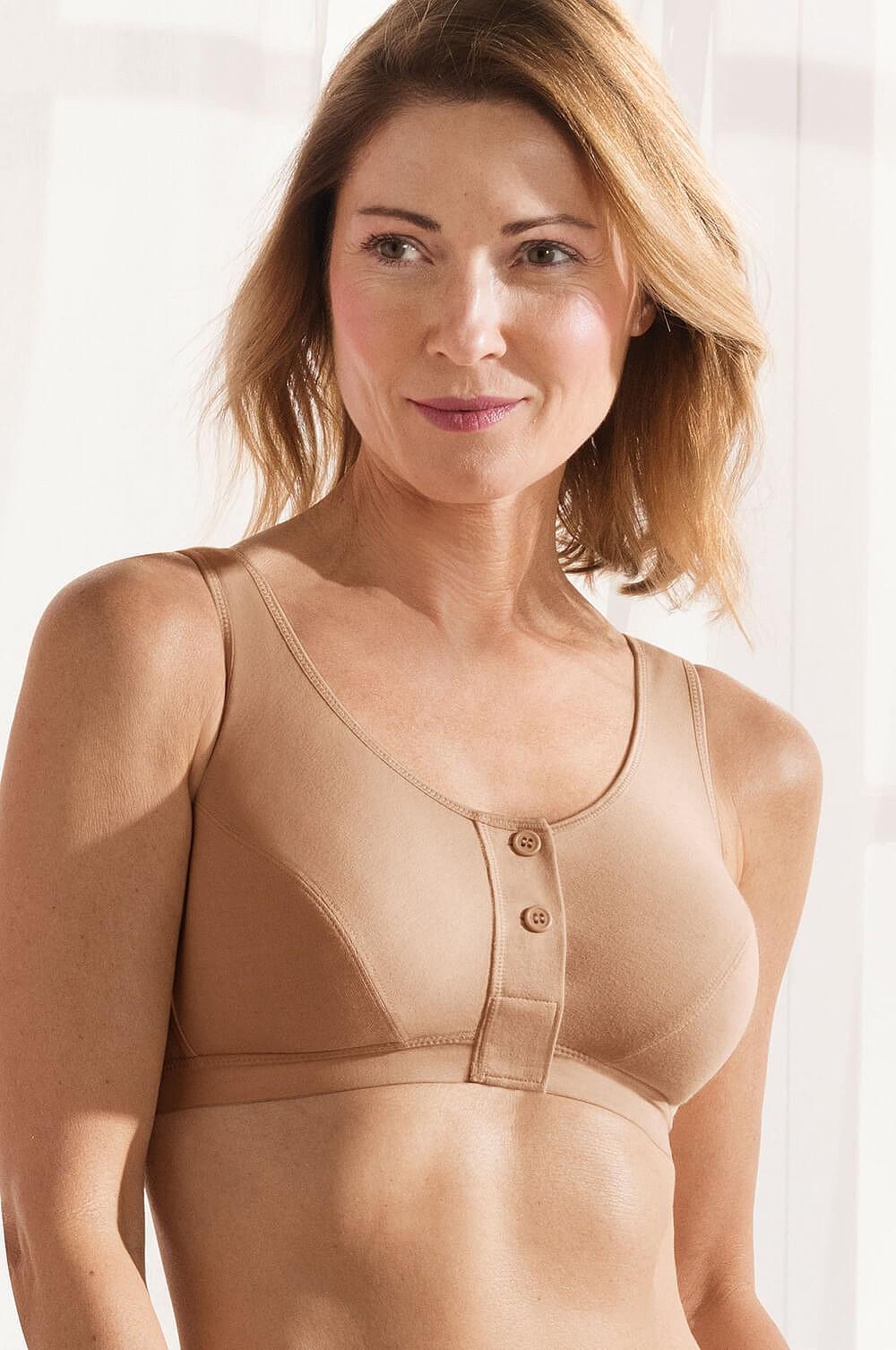15ae3095089b1 Isra Mastectomy   Post-Surgery Bra Nude