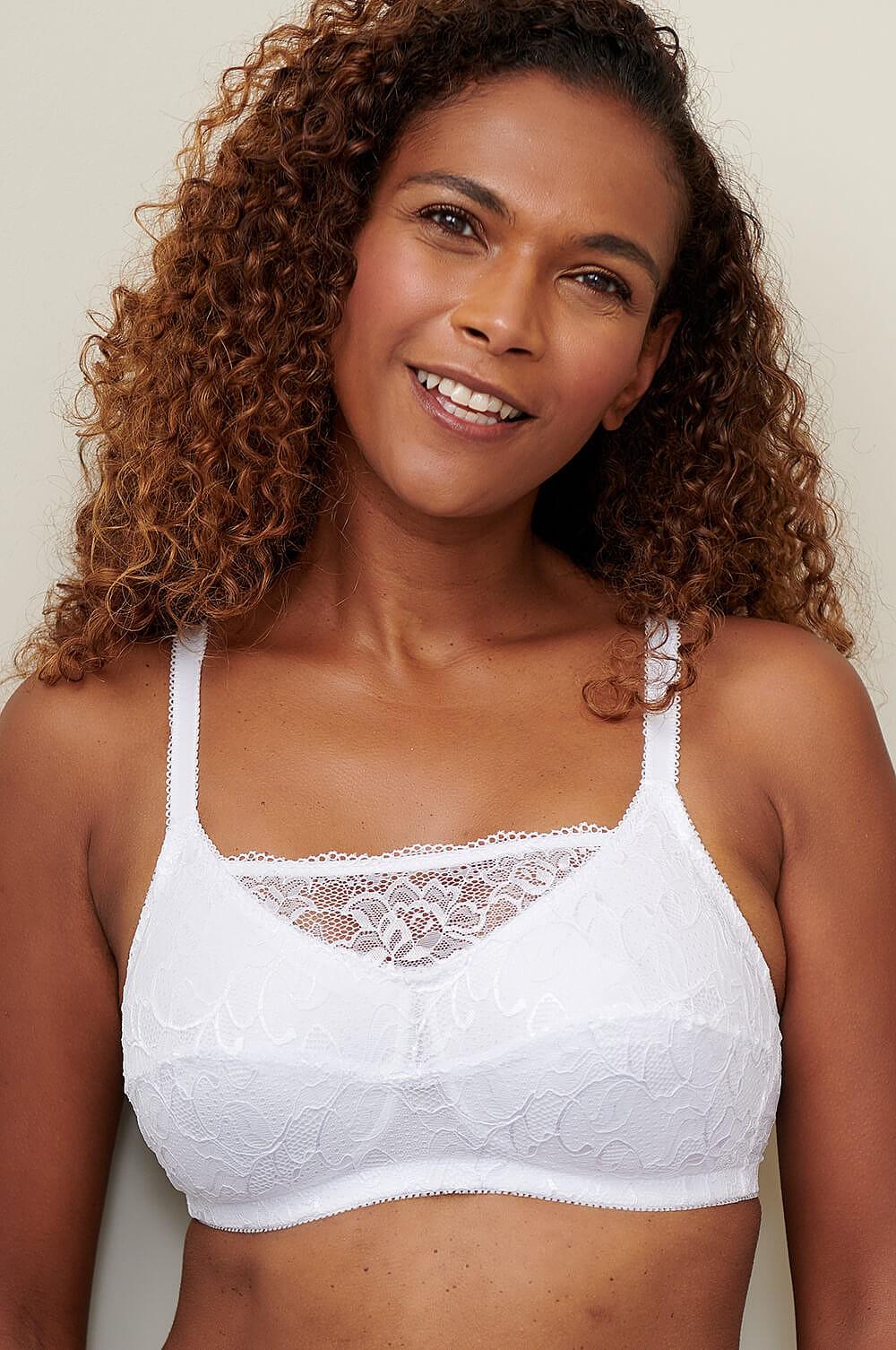 eafb59534ab Valerie Mastectomy   Post-Surgery Bra White