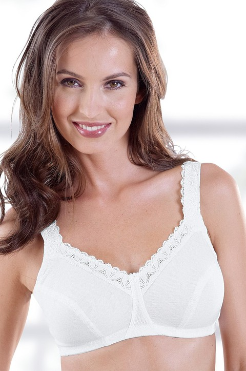 Esther Cotton Comfort Bra (5309)