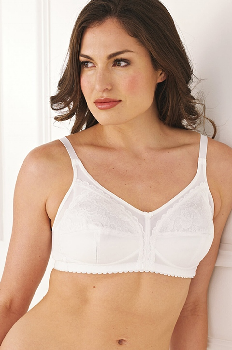 Suzi Thin Strap Bra  by Nicola Jane (7036)