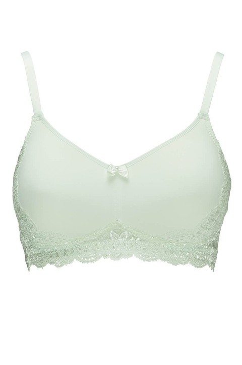 Cara Padded Lace Elegance Bra by Nicola Jane (7041)