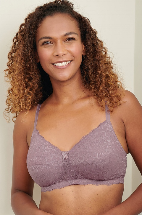 7437b7443a7 Isabella Embroidered Support Bra (9010)