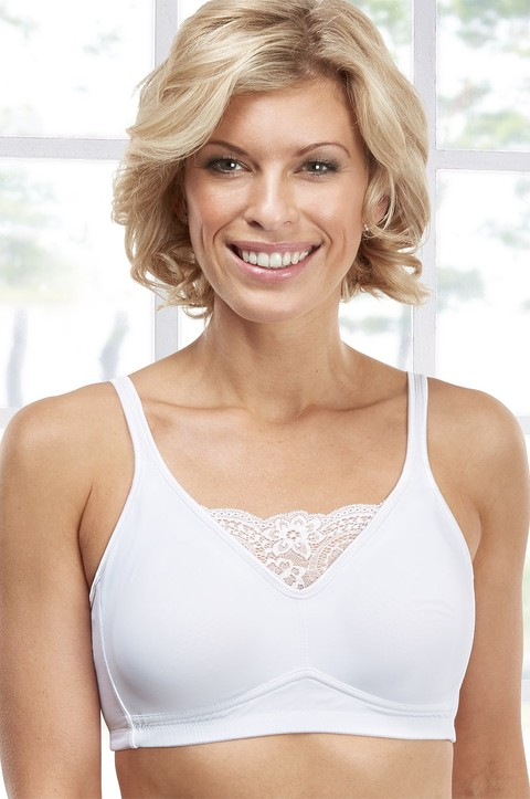 Non-Padded Smooth Camisole Bra  by Nicola Jane (7055)