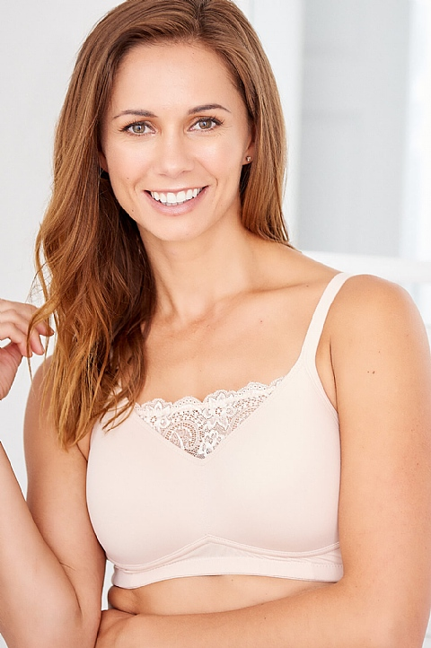 Carrie Camisole Bra By Nicola Jane (8005)