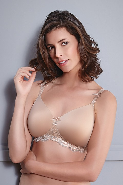 Georgia Lace Padded Bra by Royce (886P)