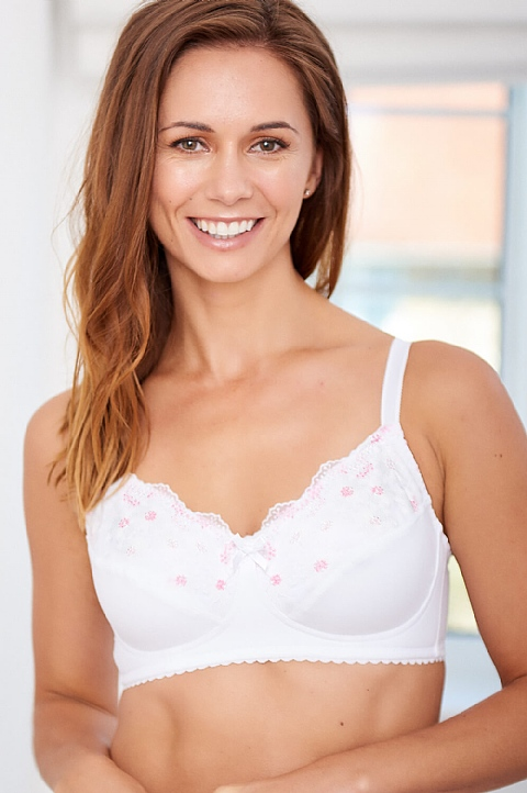 Harper Support Bra  by Nicola Jane (9005)