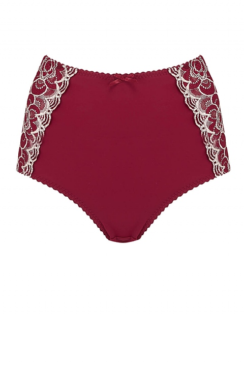 Scarlett Matching Briefs  by Nicola Jane (P020)