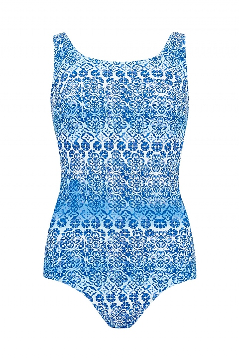 Kos High Neck Swimsuit (S214)